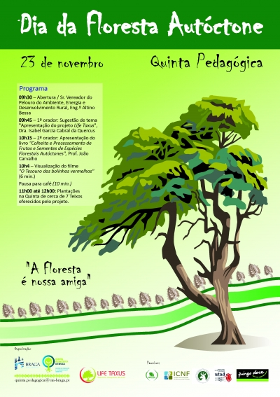 Commemoration of Native Forest Day